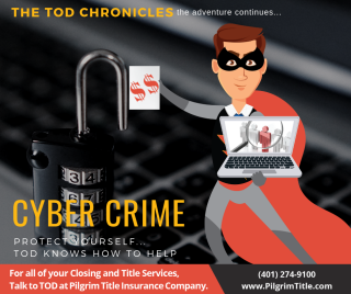 The TOD Chronicles - Mon. Sept.24  cybercrime