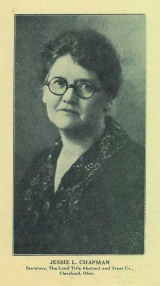 Chapman feb 1925